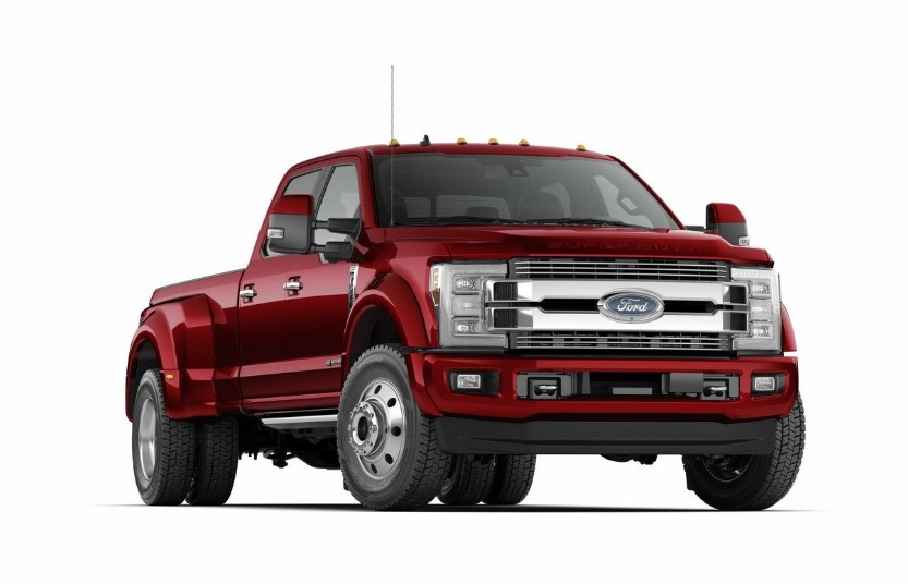2020 Ford F-450 concept