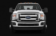 2020 Ford F-550 concept