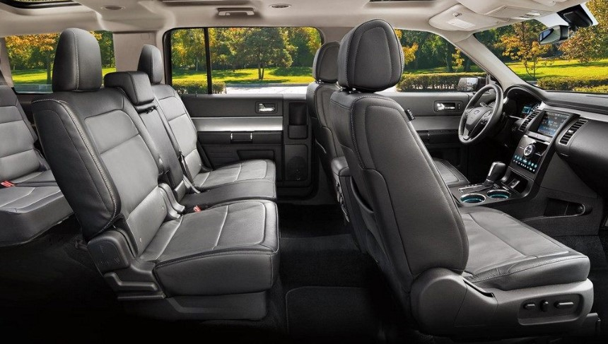 2020 Ford Flex interior 2020 Ford Flex AWD Colors, Changes, Release Date, Interior, Price