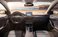 2020 Ford Focus Active changes