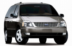 2020 Ford Freestar concept