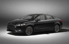 2020 Ford Fusion changes
