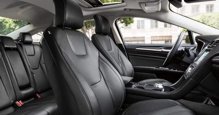 ford fusion colors  release date interior price  ford
