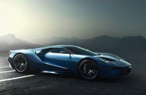 2020 Ford GT concept