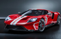 2020 Ford GTS redesign