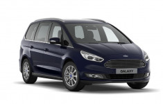 New Ford Galaxy 2020