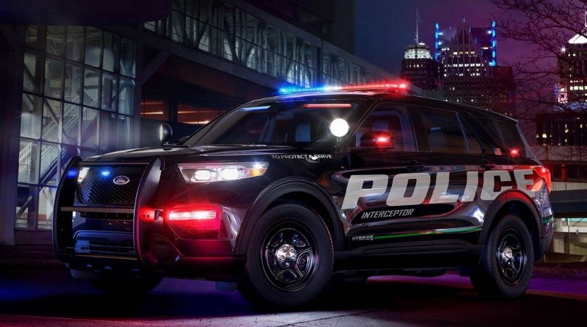 2020 Ford Interceptor