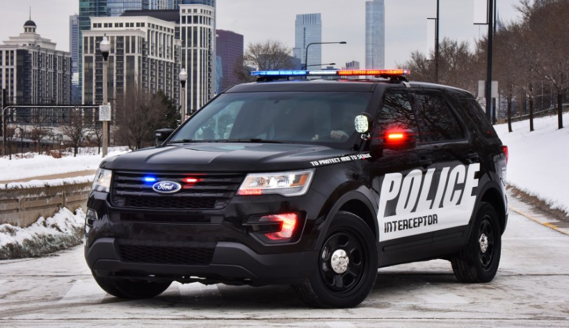2020 Ford Explorer Police Interceptor Hybrid