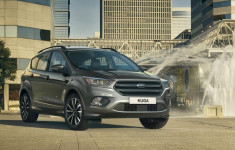 2020 Ford Kuga changes
