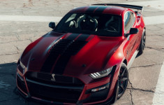 2020 Ford Mustang GT concept