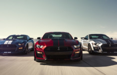 2020 Ford Mustang design