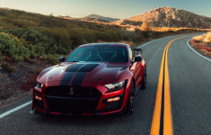 2020 Ford Mustang Shelby GT500 concept