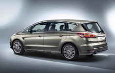 2020 Ford S-Max changes