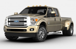 2020 Ford Super Duty Detroit Auto Show