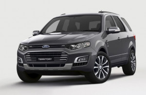2020 Ford Territory release date