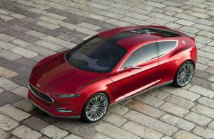 New Ford Thunderbird 2020