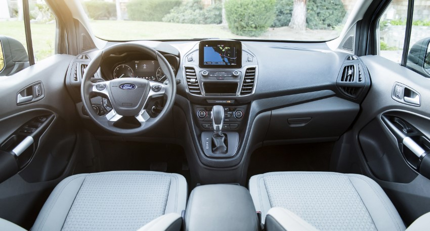 2020 Ford Transit interior | 2020 Ford