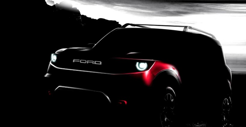 2021 Ford Bronco II release date 2021 Ford Bronco II AKA Baby Bronco Release Date, Interior, Redesign, Specs