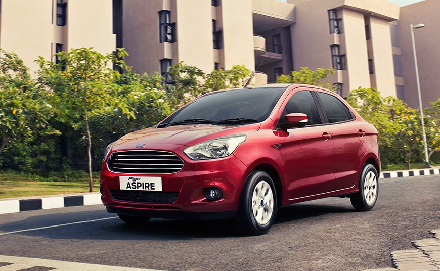 Ford Aspire 2020 changes