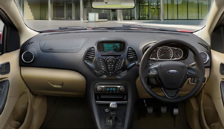 Ford Aspire 2020 interior Ford Aspire 2020 Colors, Redesign, Interior, Release Date, Specs