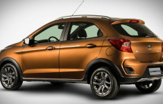 Ford Freestyle 2020 changes