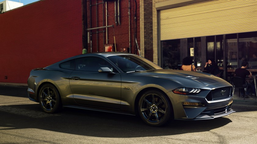 2020 Ford Mustang USA