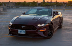 2020 Ford Mustang Mach 1 concept