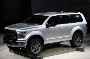 2020 Ford Ranger Bronco