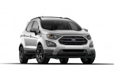 2020 Ford Ecosport SES concept