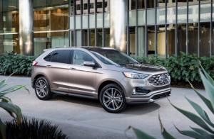2020 Ford Edge Elite concept