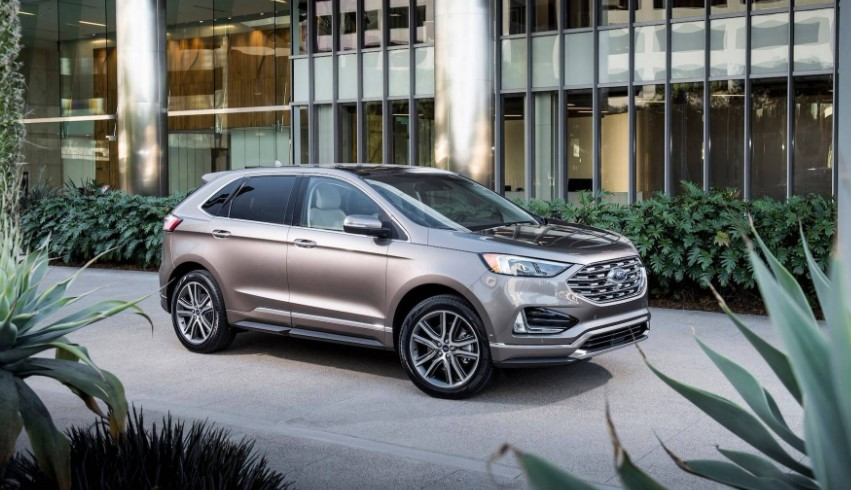 2020 Ford Edge Elite concept 2020 Ford Edge Elite Colors, Changes, Release Date, Interior, Price