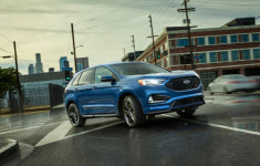 2020 Ford Edge RS changes