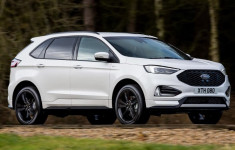 2020 Ford Edge SEL changes