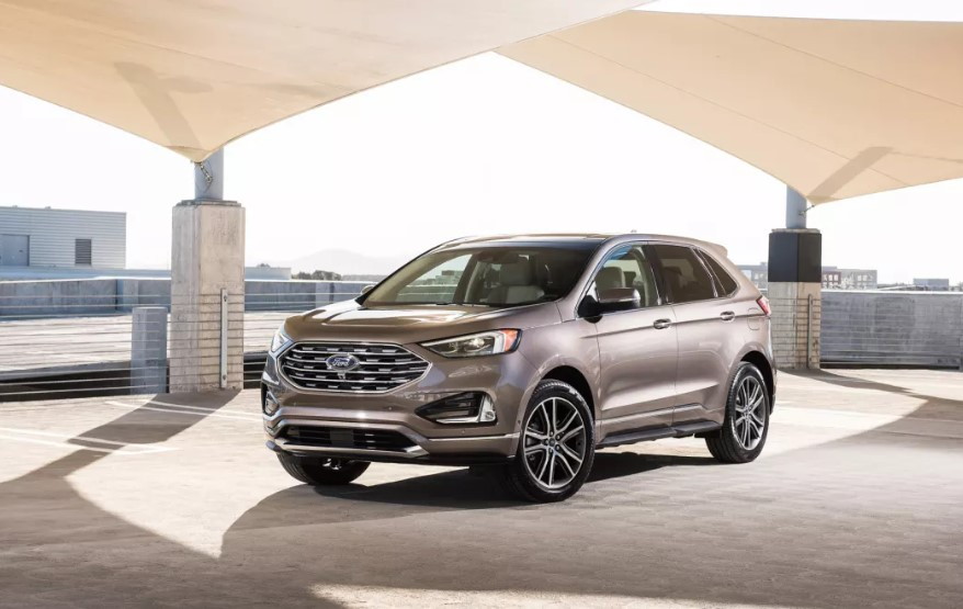 2020 Ford Edge Titanium changes 2020 Ford Edge Titanium Elite Release Date, Interior, Changes, Price