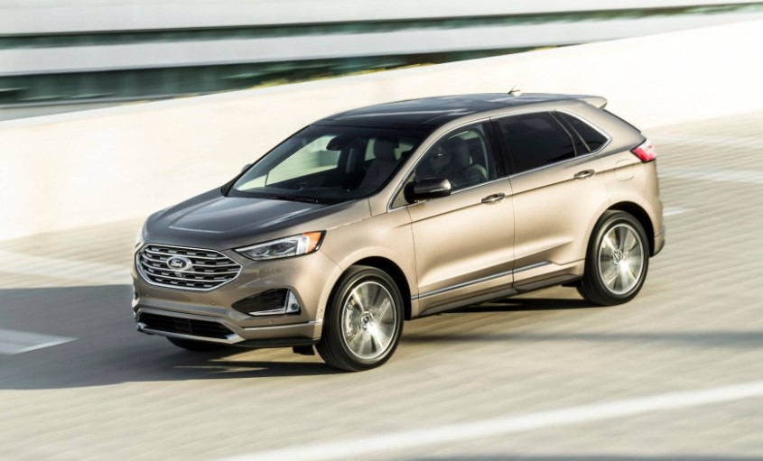 2020 Ford Edge Titanium release date 2020 Ford Edge Titanium Elite Release Date, Interior, Changes, Price