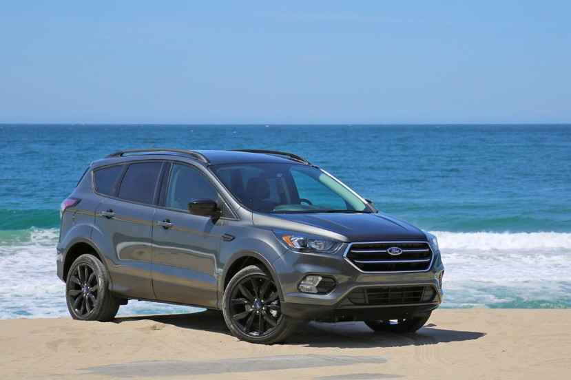 2020 Ford Escape ST release date