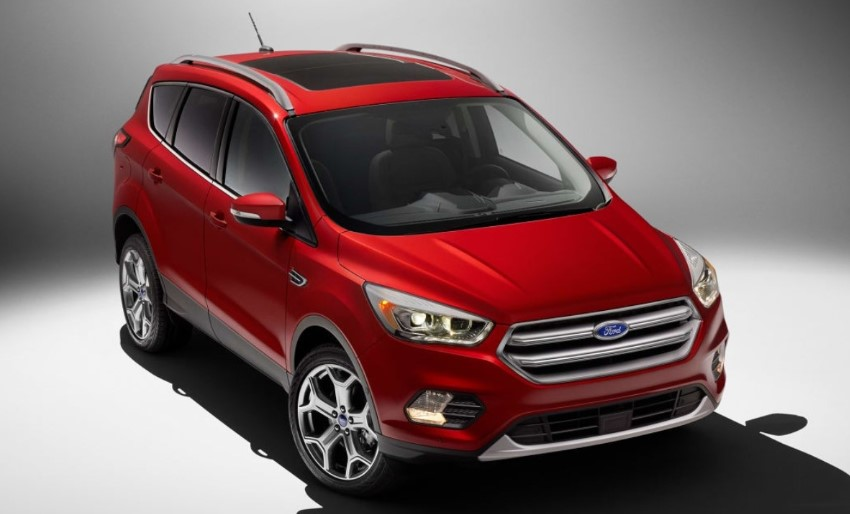2020 Ford Escape SE release date