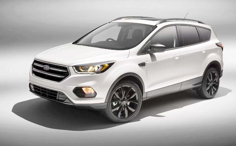 2020 Ford Escape Sport changes