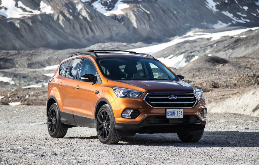 2020 Ford Escape Titanium release date