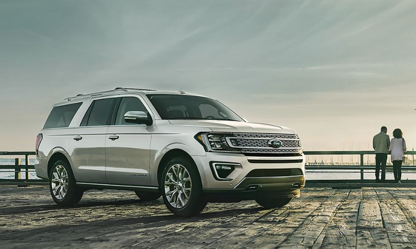 2020 Ford Expedition Platinum Premium
