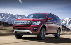 2020 Ford Expedition Max changes