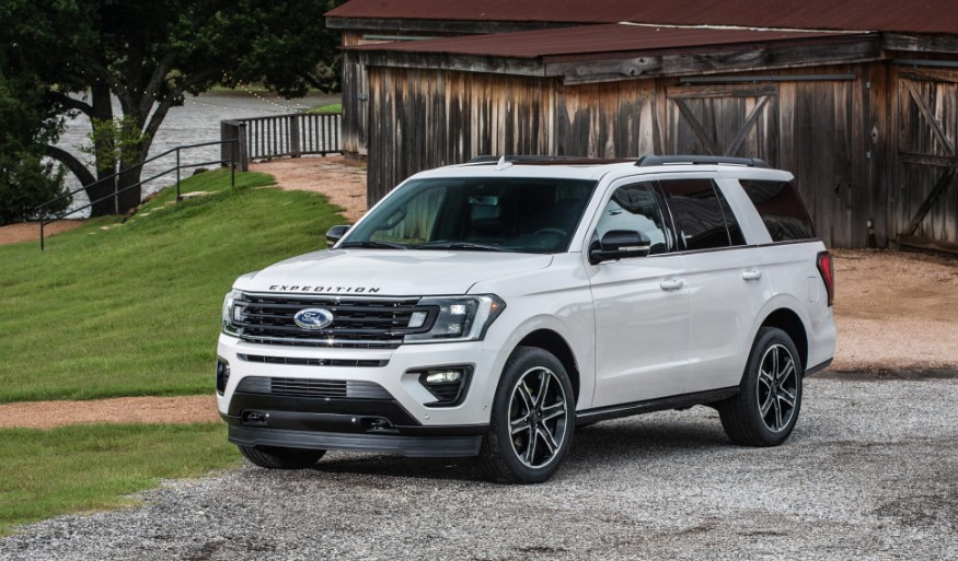 2020 Ford Expedition Platinum release date