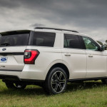 2020 Ford Expedition XLT changes