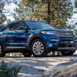 New 2020 Ford Explorer SUV