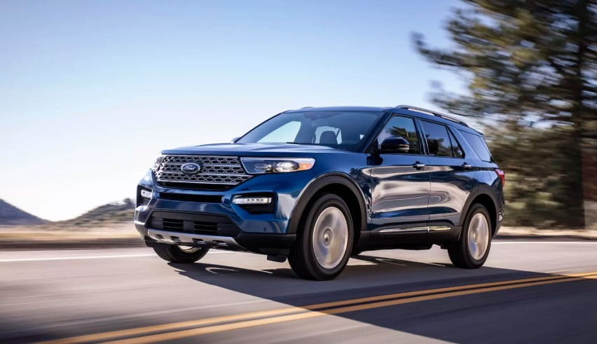 2020 Ford Explorer Limited release date