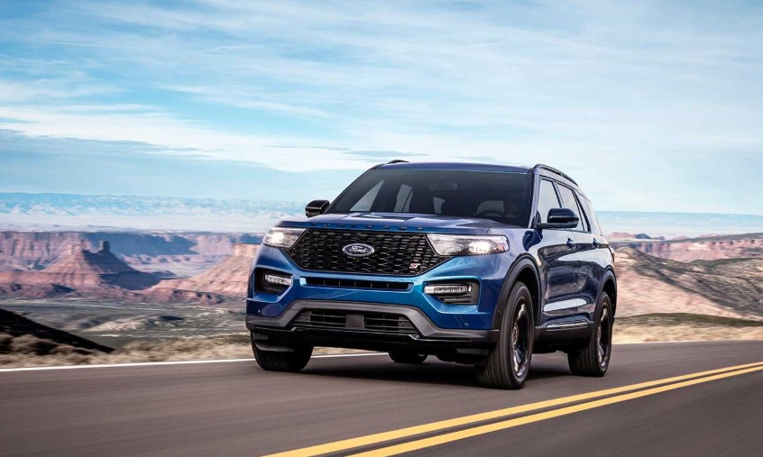 2020 Ford Explorer ST release date