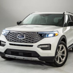 2020 Ford Explorer 4WD
