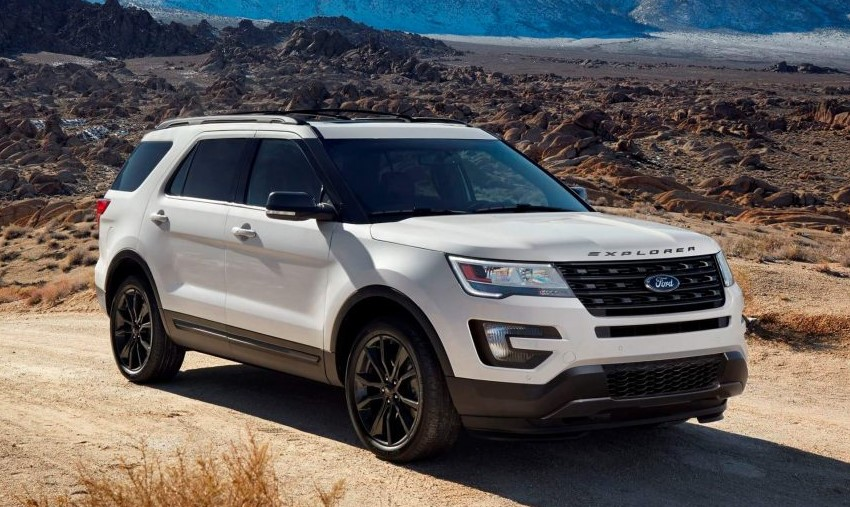 2020 Ford Explorer Sport release date