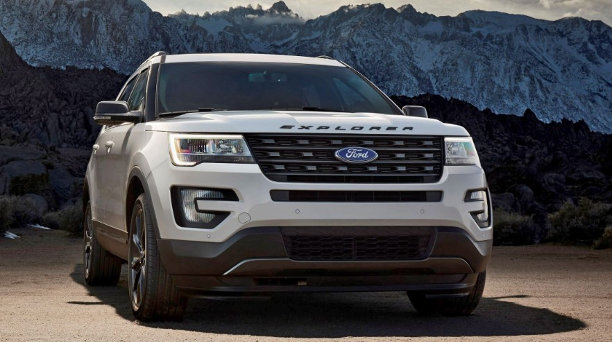 2020 Ford Explorer XLT changes