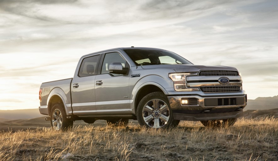 2020 Ford F-100 release date
